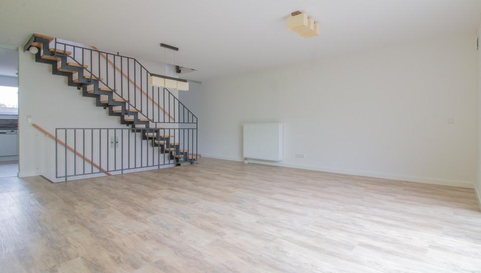 Wohnzimmer Blick Treppe