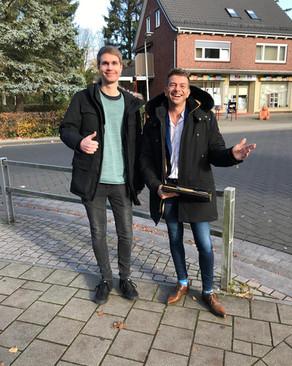 Glücklicher Käufer einer unserer Traumwohnungen in Kaltenkirchen