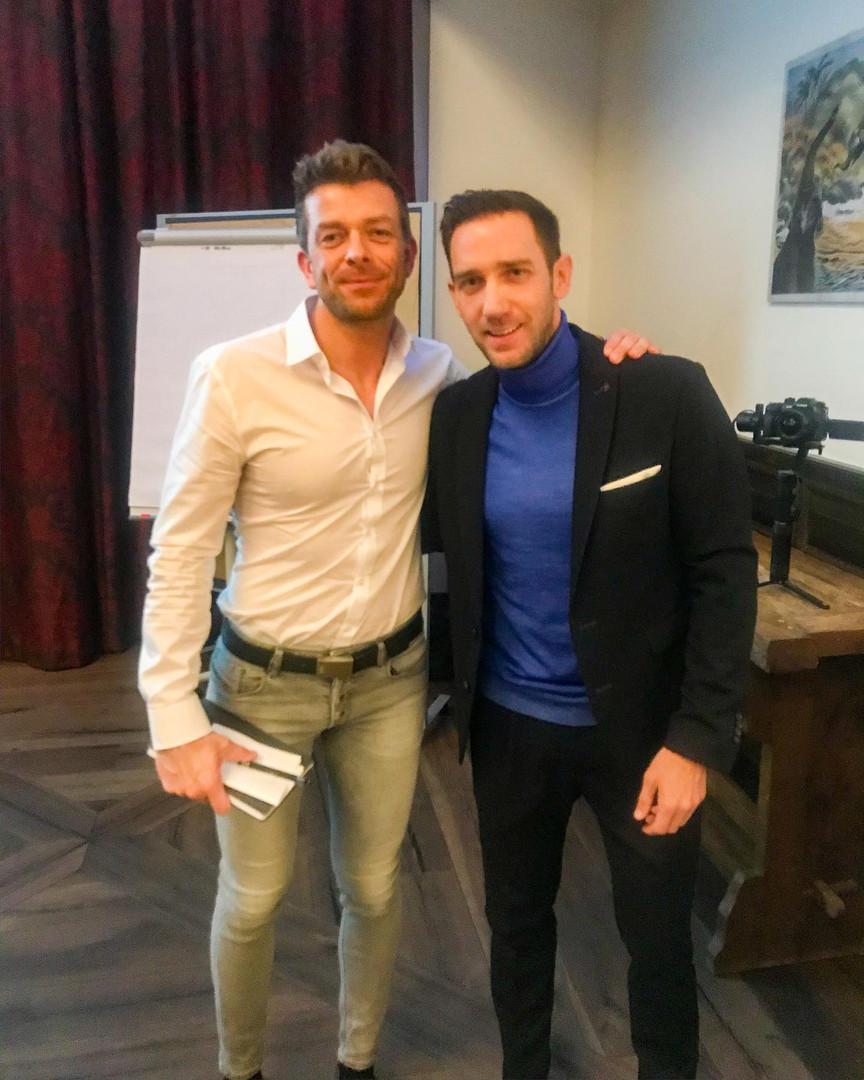 Ulf Dehnert mit Marcel Remus - Premium-Makler auf Mallorca (bekannt aus mieten,kaufen,wohnen)