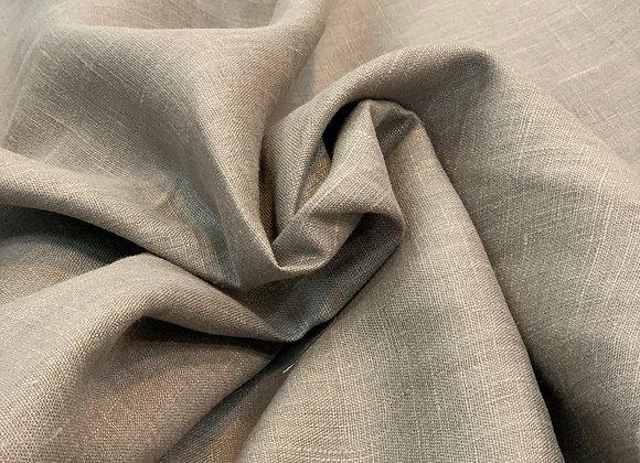 Light Khaki Italian Linen
