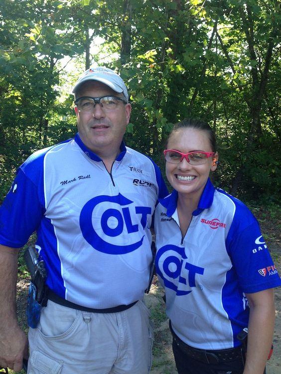 Team Colt - Mark Redl & Maggie Reese