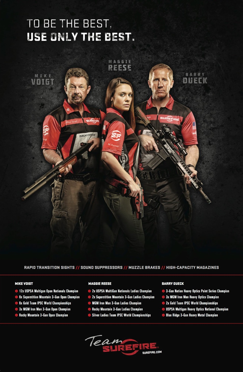 Team Surefire-Voigt, Reese, & Dueck