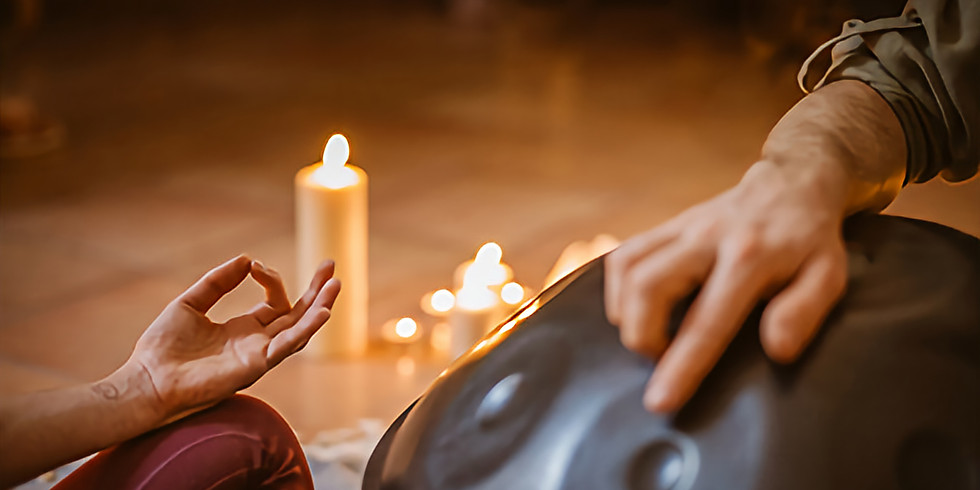 Yoga meets Handpan | NEWMOON FLOW