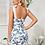 Thumbnail: Vestido floral con moño en tirantes