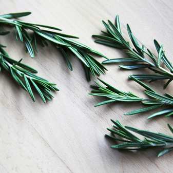 The Natural Benefits of Everyday Foods: Rosemary