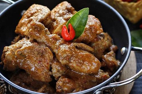 Boemboe Ayam smoor
