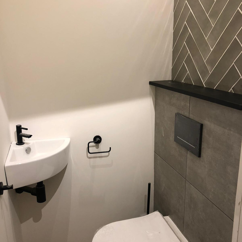 Resultaat Toilet