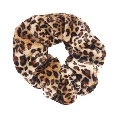 Scrunchie Luipaard Velvet