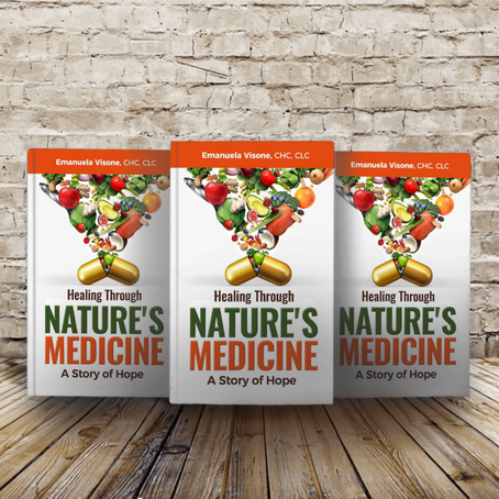 Launch Party for Healing Through Nature's Medicine, A Story of Hope
