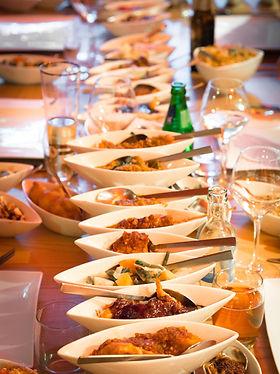 Indish rijsttafel