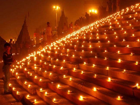 The spiritual significance of Dev Diwali!