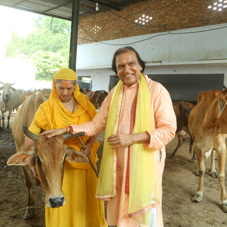 Save Sanatan Culture to Save Mother Nature