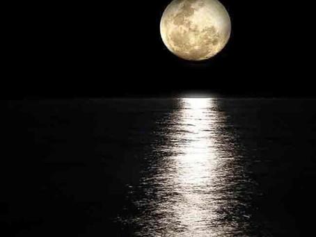 The auspicious full moon of Paush