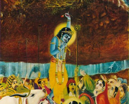 Govardhan puja & Annakut- Sanatan Dharma's solution for sustainable future