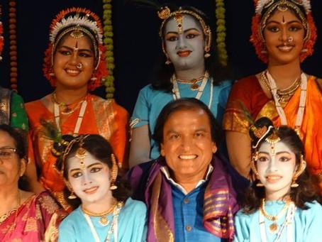 The little Goddess we worship-Kanya Pujan
