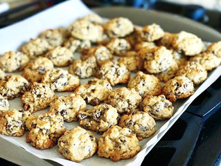Chewy Chocolatey Chip-tastic Cookies