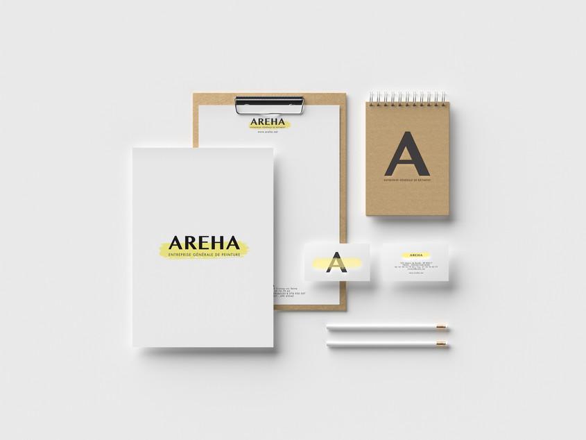 Areha - Branding