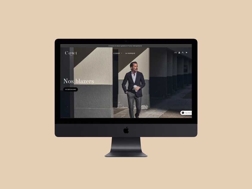 Webdesign Cowt Paris