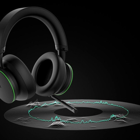 Microsoft Announces The All-New Xbox Wireless Headset