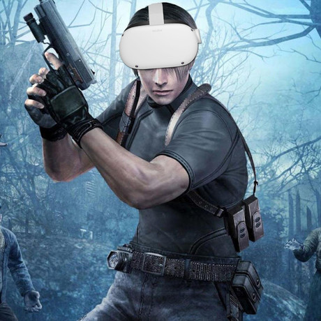 'Resident Evil 4' Will Soon Be Playable In VR