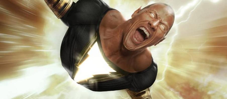 "Dwayne ""The Rock"" Johnson Reveals 'Black Adam' Release Date"