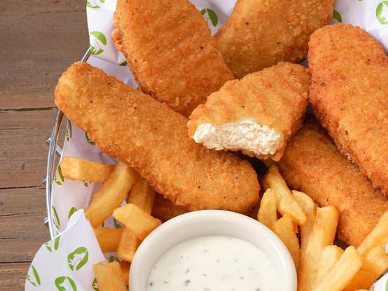 "Gamer ""Vegan"" Eats: Beyond Meat Is Releasing Its First-Ever Chicken Tenders"