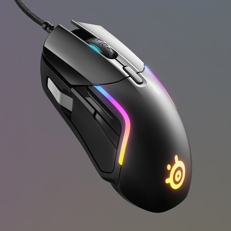 SteelSeries Rival 5 Mouse is Designed for Multi-Genre Gamers