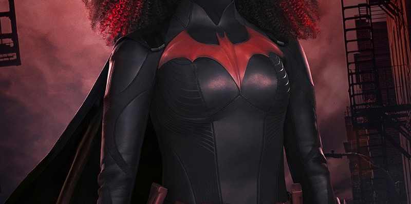 Javicia Leslie Dons Her New 'Batwoman' Suit for CW
