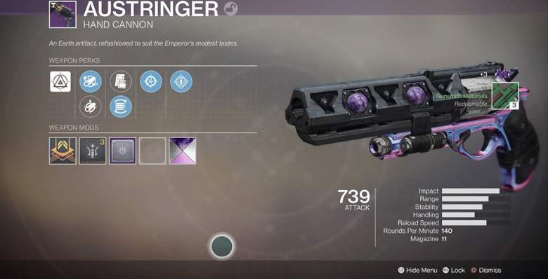 How to Get the Austringer in Destiny 2