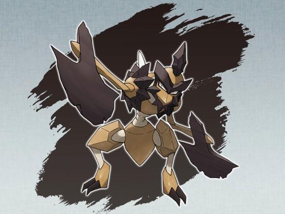 Nintendo Previews Kleavor In New 'Pokémon Legends: Arceus' Trailer