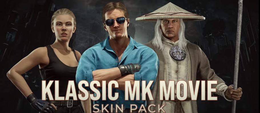 "Mortal Kombat 11 Adds ""Klassic MK Movie Skins"" With New DLC Pack"