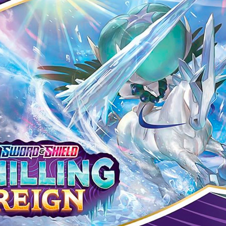 'Pokémon TCG' Unveils Upcoming Sword & Shield - Chilling Reign Expansion