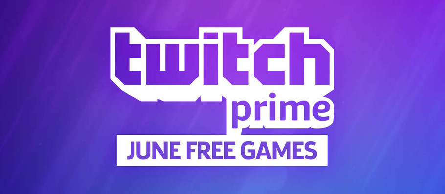 Twitch Prime Droping 5 Free Games in June with New Loot Offerings