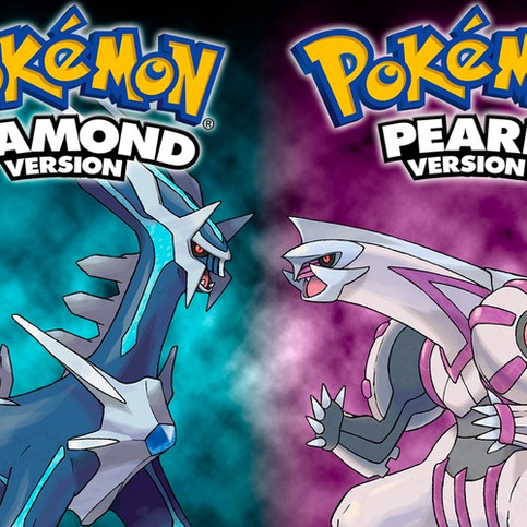 First Look at DS and Switch Graphics for 'Pokémon Brilliant Diamond Shining Pearl'