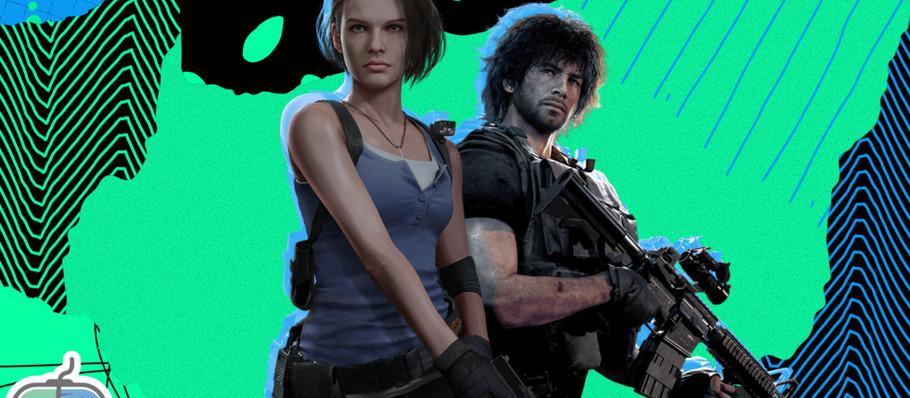 Resident Evil 3 Revealed + Graphic Comparison