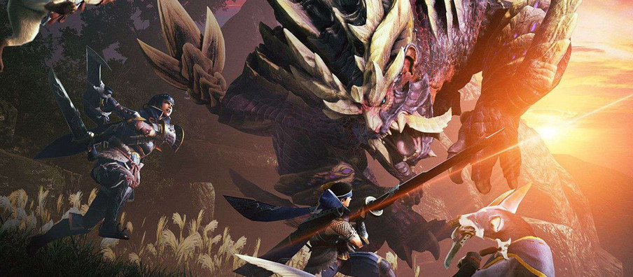'Monster Hunter Rise' Is Bringing On Apex Rathalos and a Host of New Monsters