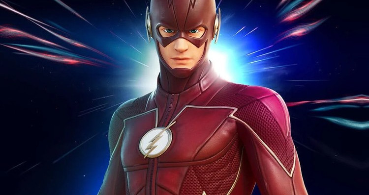 The Flash Makes His Battle Royale Debut With 'Fortnite'
