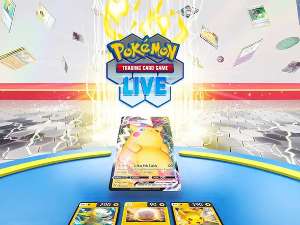 A New Free Digital Pokémon Trading Card Game Is Coming Soon