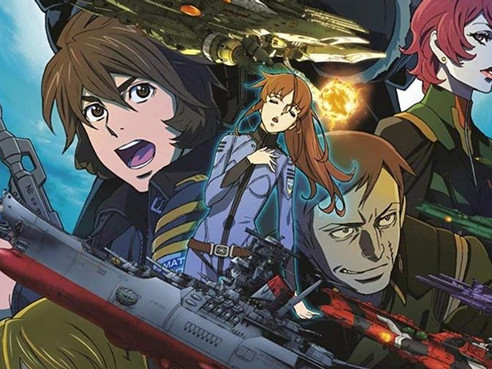 The First 14 Minutes of Star Blazers: Space Battleship Yamato Remake Arrives Online