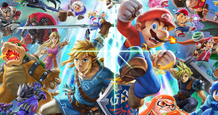 Watch the 'Super Smash Bros.' Nintendo Direct