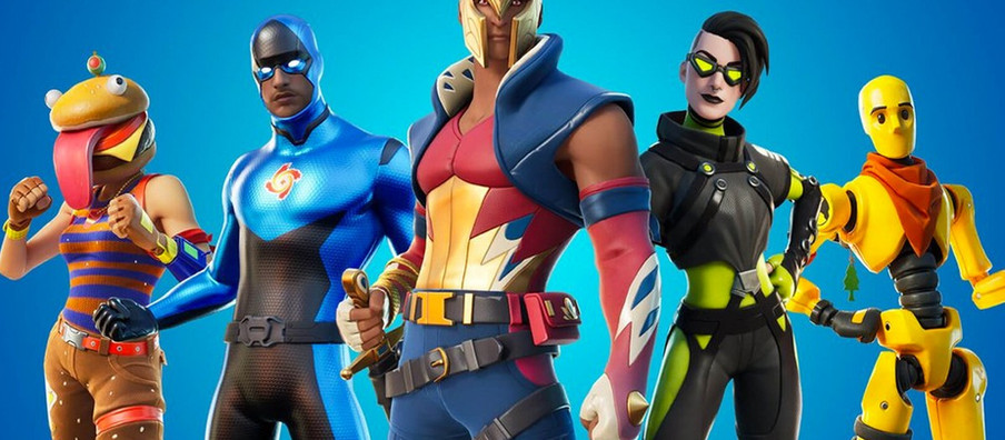'Fortnite' Gets 4K-Ready for PlayStation 5 and Xbox Series X/S
