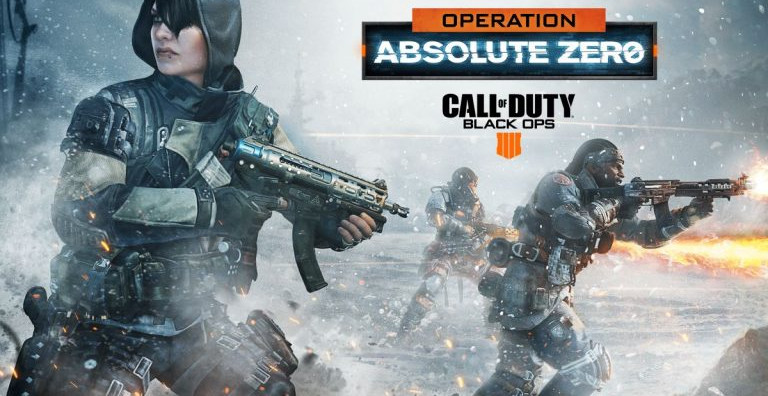 Call of Duty: Black Ops 4 – Operation Absolute Zero