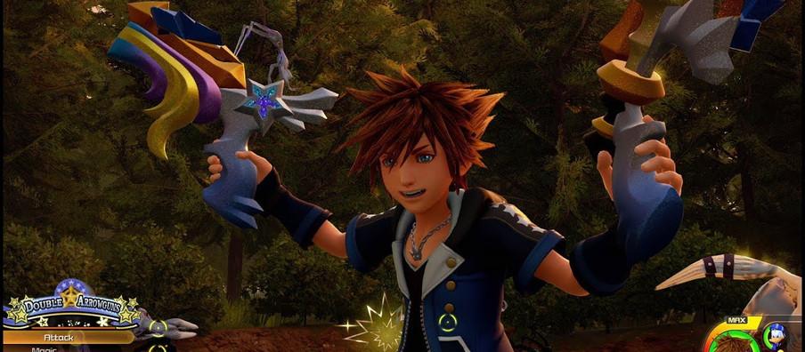 Kingdom Hearts 3 unreleased Critical mode discovered
