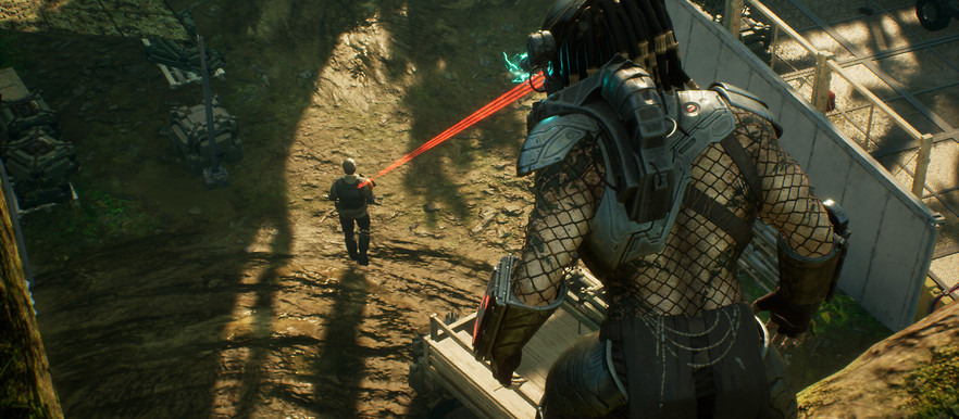 Predator: Hunting Grounds Invisible Issues