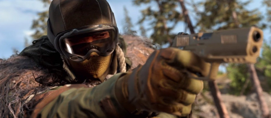 60,000 Call of Duty: Warzone Cheaters Banned at Once