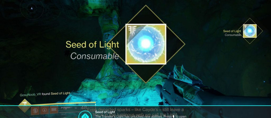 Destiny 2: Forsaken – How to unlock new subclass paths and supers with Seeds of Light