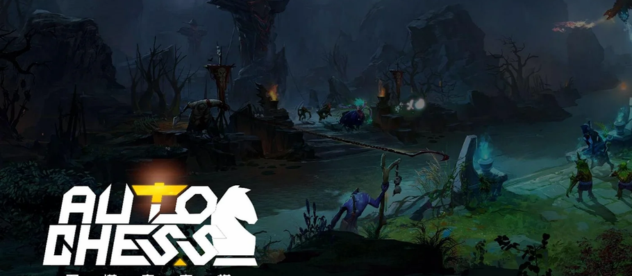 Auto Chess is being adapted into a MOBA