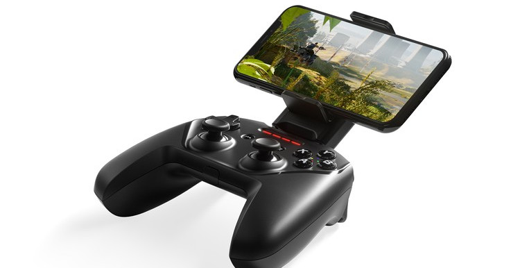SteelSeries Launches Nimbus+ Gaming Controller Specifically Designed for iPhones