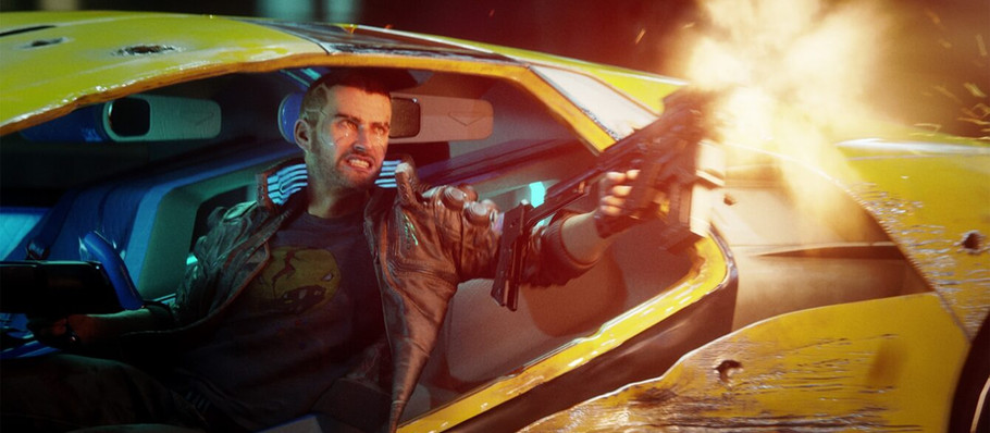 Cyberpunk 2077 Player Crashes Game By Blowing Up Every Vehicle