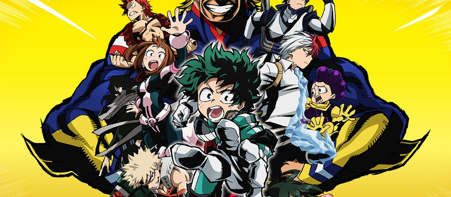 'My Hero Academia' Gets Third Feature Film Coming Summer of 2021